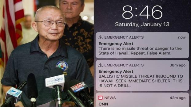 38 minutes of nuclear terror in Hawaii