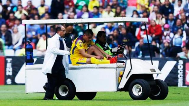 América da a conocer el primer reporte sobre la lesión de Paul Aguilar