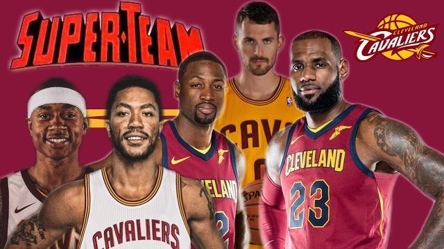 Cleveland Cavaliers planea intercambiar su selección de draft por superestrella