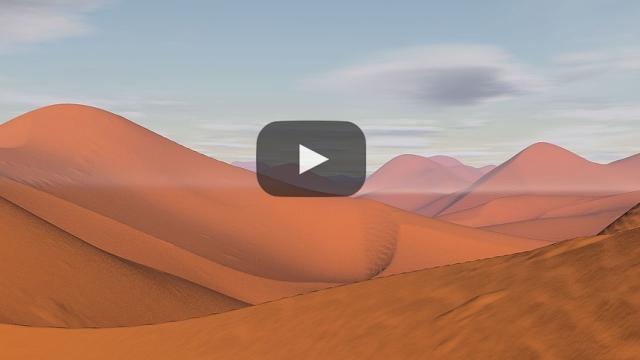 ¡Increíble! Nieve en el desierto del Sahara