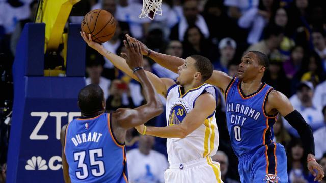 NBA: Golden State Warriors podría agregar a otra superestrella