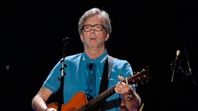 Eric Clapton tiene riesgo de quedar sordo, dice la Rolling Stone