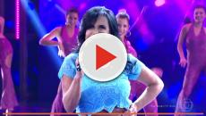 Video: Gretchen se apresenta no 'Ding Dong' e agita a internet