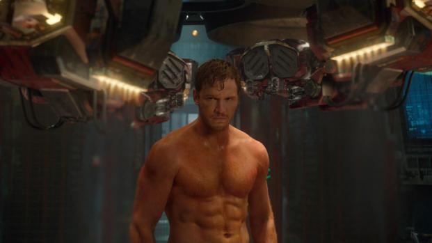 Víde: Como a Marvel ajudou Chris Pratt.