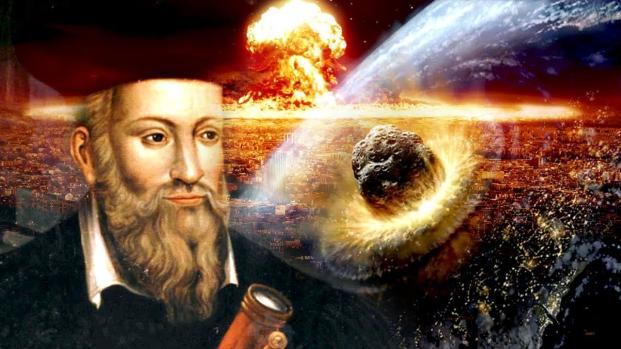 Vídeo: Nostradamus previu Guerra para 2018