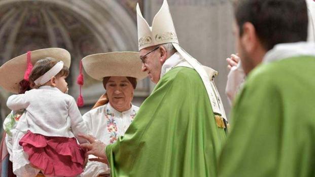 """VIDEO: El Papa Francisco: """"El pecado es renunciar al encuentro con el otro"""""""
