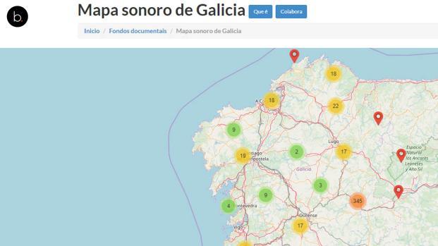 Galicia como nunca la habías escuchado
