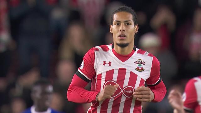 Liverpool finalmente asegura la firma de Southampton por Virgil van Dijk