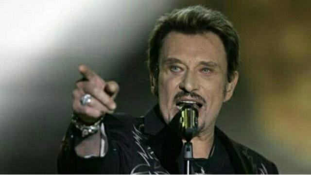 Johnny Hallyday, le rockeur et l'acteur à tout casser
