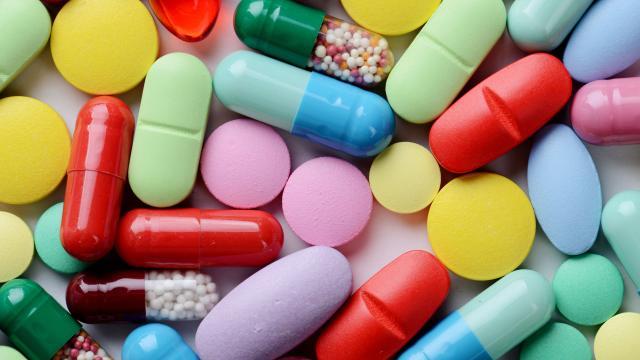 La pastilla para olfatear el olor que se transmite desde el intestino