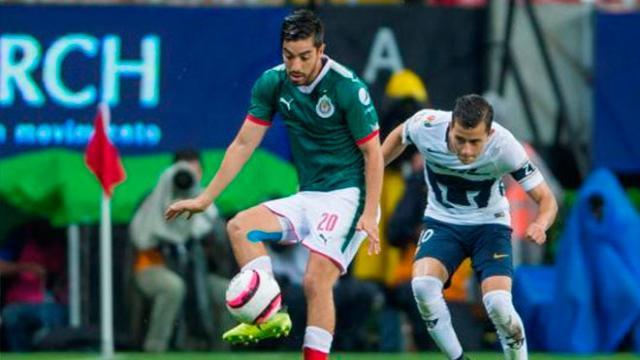 Canterano de Chivas jugará en un grande de la liga de Costa Rica