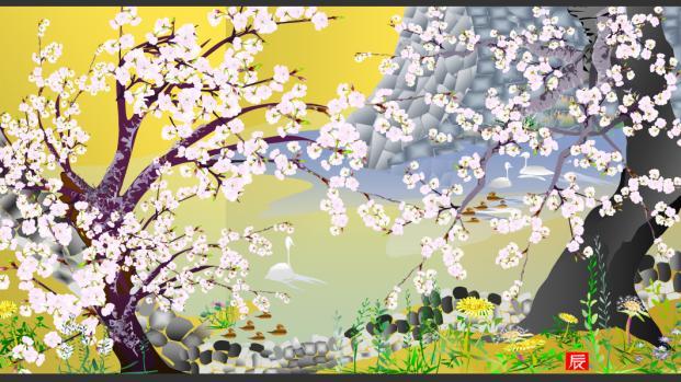 Tatsuo Horiuchi, l'artista che dipinge con Excel