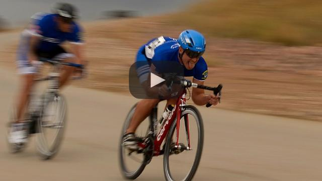 El ciclista galés Scott Davies, 'nervioso' antes del debut profesional