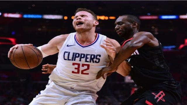 Hilarious #NBAtwitter night after Houston Rockets, Clippers locker room fracas