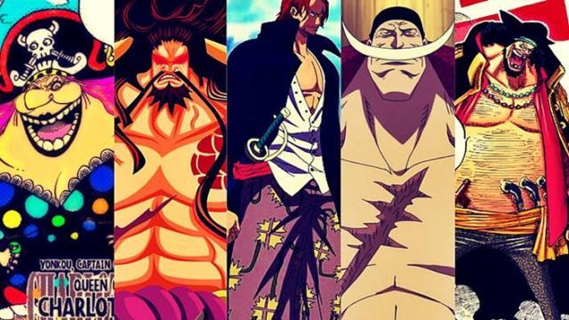 Personajes de una pieza que podrían convertirse en un Yonkou en el futuro