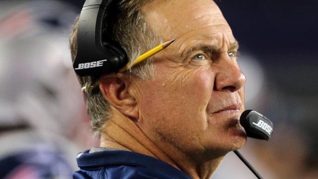 Bill Belichick no dejará a los Patriots para entrenar a los Gigantes