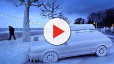Gelo estremo in Russia: temperature estreme a -67°