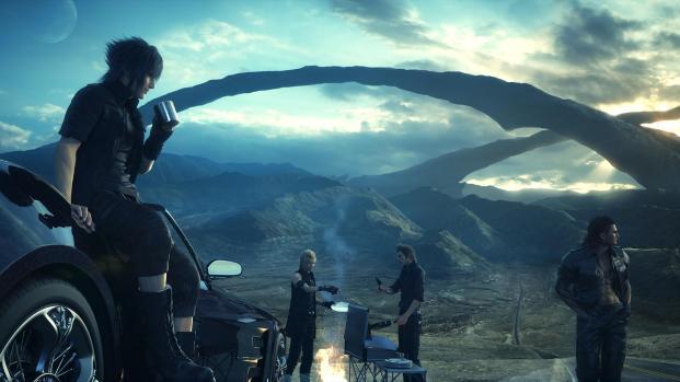In arrivo l'edizione definitiva di Final Fantasy XV