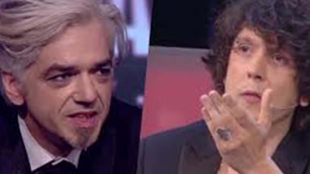 Ermal Meta e Morgan: battaglia a colpi di tweet