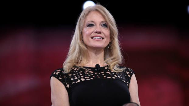 Conway trolled on Twitter for bragging about Trump speaking to pro-life rally