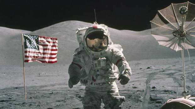 A documentary film about Apollo 8 in the works