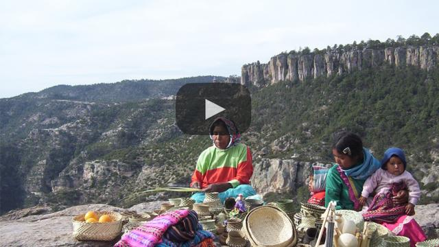 La maravilla de la Sierra Tarahumara