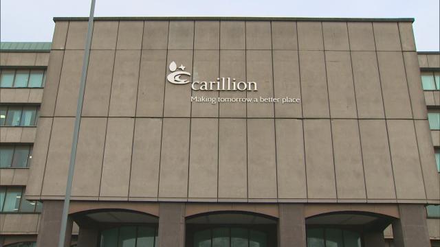 La opinión sobre Carillion cosechar las consecuencias de la avaricia corporativa