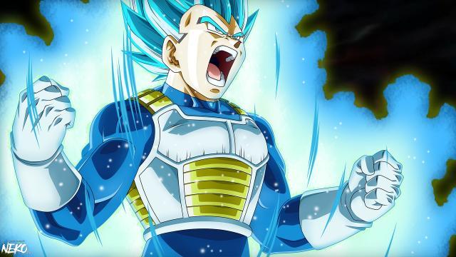 Vegeta despertará la transformación final Super Saiyan Blue