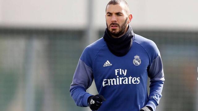 Karim Benzema regresa con peores números en la carrera del Real Madrid