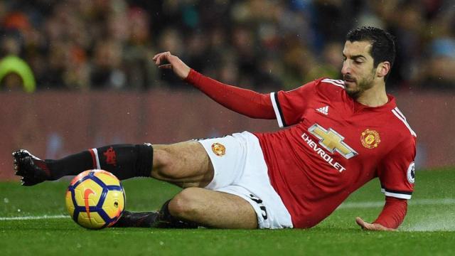 Mkhitaryan clave para el acuerdo de United por Sánchez, explica Raiola
