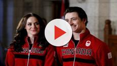 Canada announces Tessa Virtue and Scott Moir as its Olympic flag bearers
