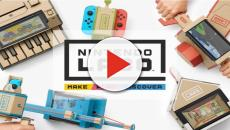 Nintendo Labo announced, a new way to play with your Switch