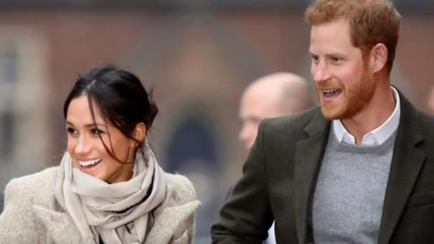 Meghan Markle and Prince Harry's love story to be made into movie