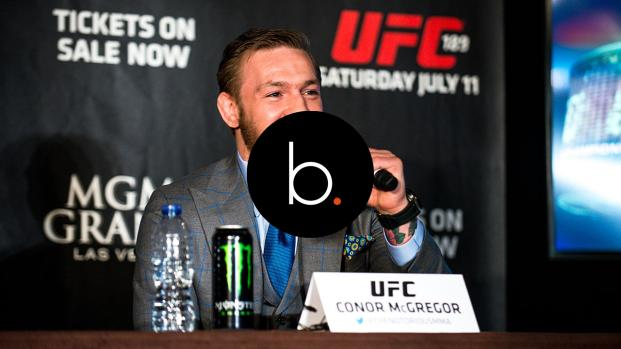 Conor McGregor to get stripped by UFC