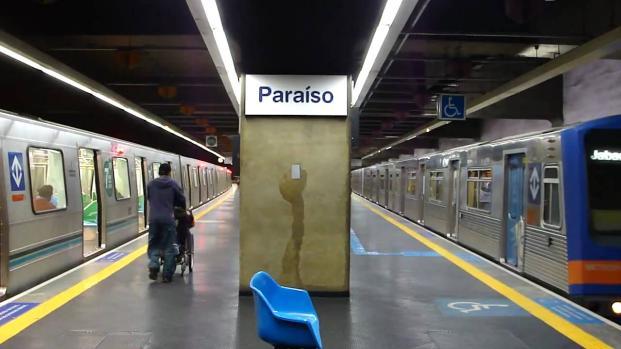 Vídeo: São Paulo amanhece com estações de metrô fechadas.