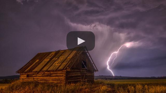 Una tormenta toma desprevenidos a los Países bajos