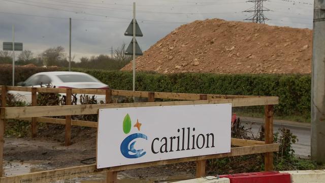 Interserve supervisado por el gobierno después del colapso de Carillion