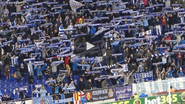 Los favoritos del Espanyol después del partido de ida: el barcelonista Valverde