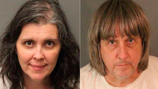 Hijos encadenados, horror en California
