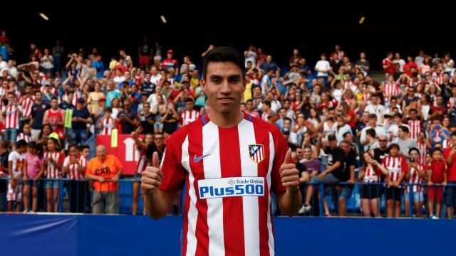 Gaitán: Boca J. ofrece al Atlético € 7m por el 50% de los derechos del jugador