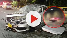 Tres jóvenes han muertos en dos expediciones de automóviles