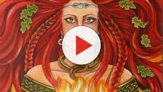 La notte tra il 1 e il 2 febbraio si festeggia la grande dea della fiamma
