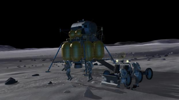 Russia and even China mocks at Trump's moon directive
