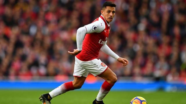 Alexis Sanchez puede ir directo a Manchester United