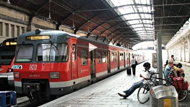 Trenes de larga distancia cancelados en Alemania hasta nuevo aviso por huracán