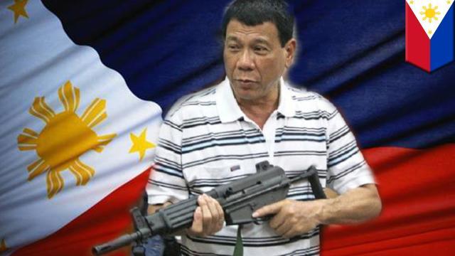 Duterte a Joma: ven a casa y hablaremos