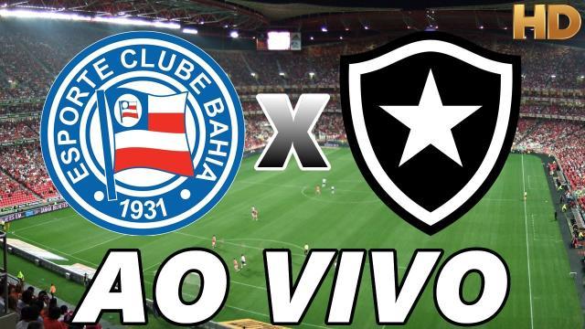 Bahía vs Botafogo: transmitió el partido en vivo en la televisión y en línea