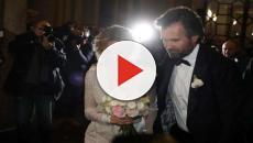 Carlo Cracco ha detto sì a Milano e alla sposa... si è strappato il vestito
