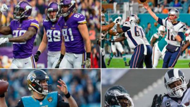 Rumbo al Super Bowl LII: Pronósticos para las Finales de Conferencia en la NFL