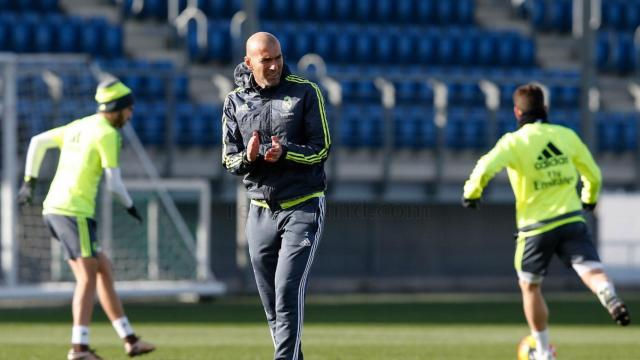 Zidane, más cortejado y pretendido que nunca